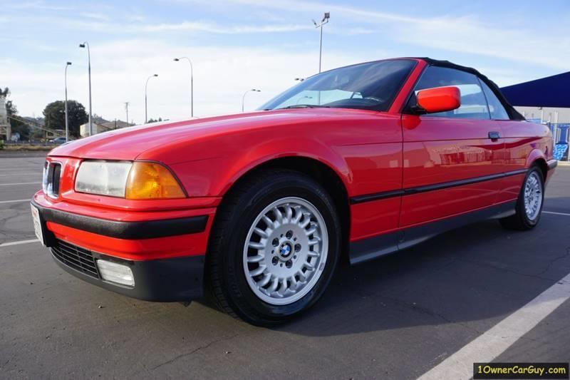 1994 BMW 3 Series for sale at 1 Owner Car Guy in Stevensville MT