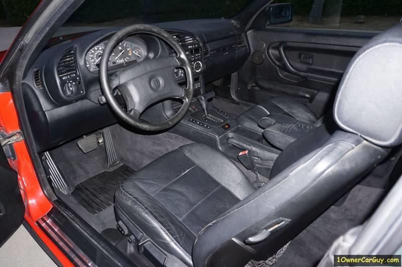 1994 BMW 3 Series 325i 2dr Convertible - Stevensville MT