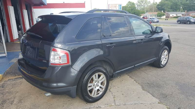 2007 Ford Edge SEL 4dr Crossover - Redford MI