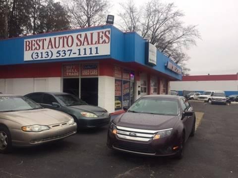 Best Auto Sales >> Best Auto Sales Service Car Dealer In Redford Mi