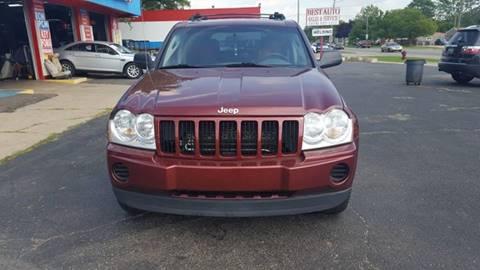 2007 Jeep Grand Cherokee for sale in Redford, MI