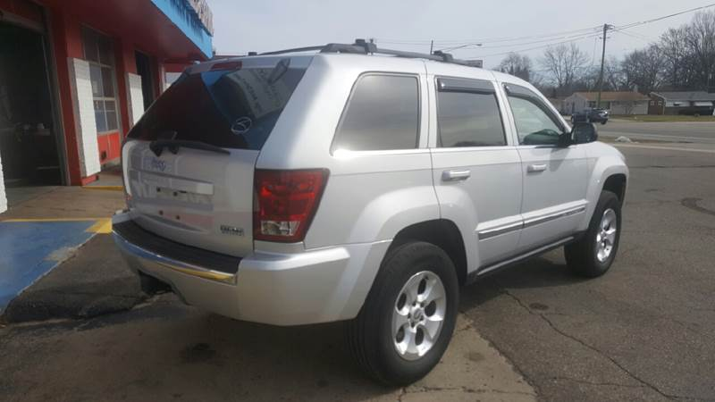 2005 Jeep Grand Cherokee 4dr Limited 4WD SUV - Redford MI