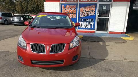 2010 Pontiac Vibe for sale in Redford, MI