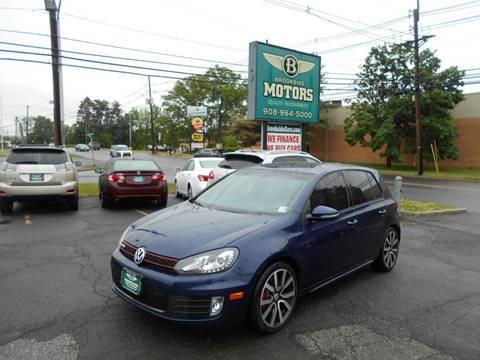 2013 Volkswagen GTI for sale in Union, NJ