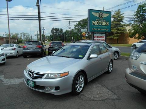2006 Acura TSX for sale in Union, NJ