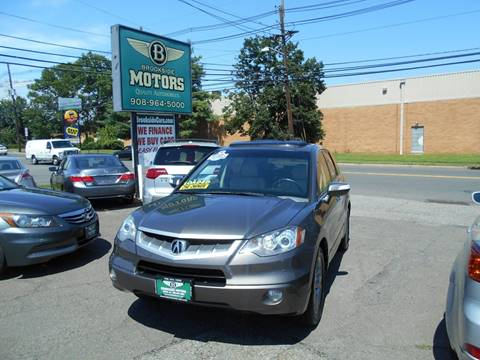 2008 Acura RDX for sale in Union NJ