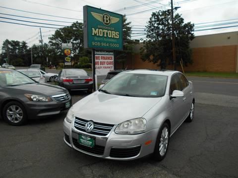2008 Volkswagen Jetta for sale in Union, NJ