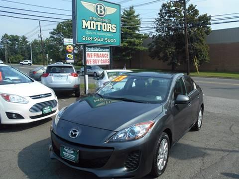 2013 Mazda MAZDA3 for sale in Union NJ