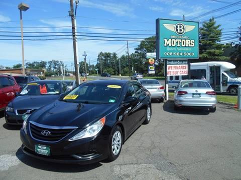 2011 Hyundai Sonata for sale in Union, NJ