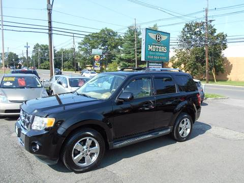 2012 Ford Escape for sale in Union, NJ