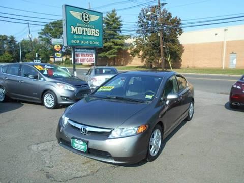 2007 Honda Civic for sale in Union NJ