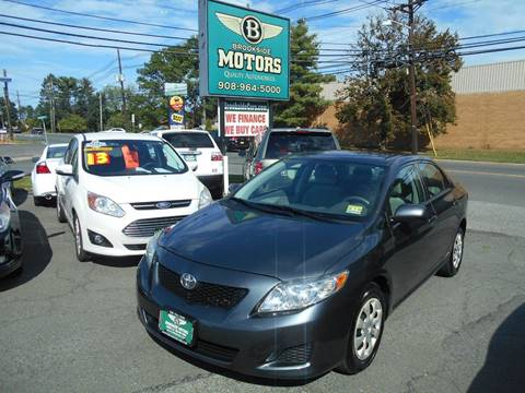 2009 Toyota Corolla for sale in Union, NJ