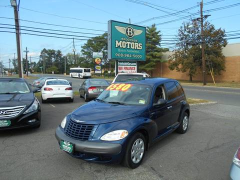 2001 Chrysler PT Cruiser for sale in Union, NJ