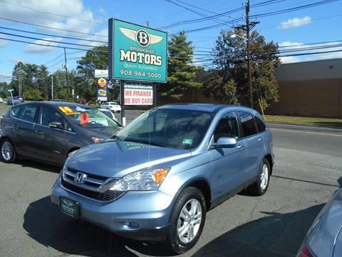 2010 Honda CR-V for sale in Union, NJ