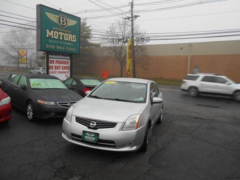 2011 Nissan Sentra for sale in Union NJ