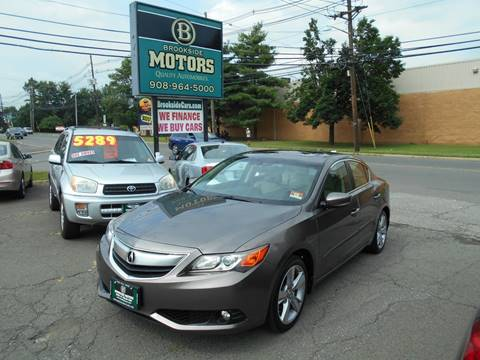 2014 Acura ILX for sale at Brookside Motors in Union NJ