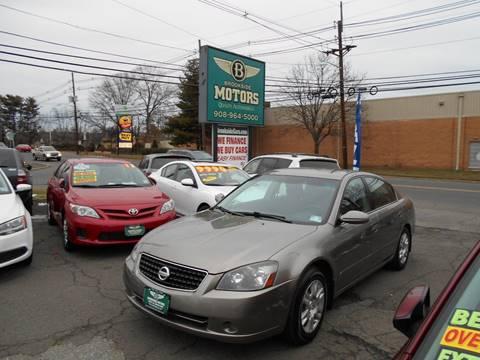 2006 Nissan Altima for sale in Union, NJ