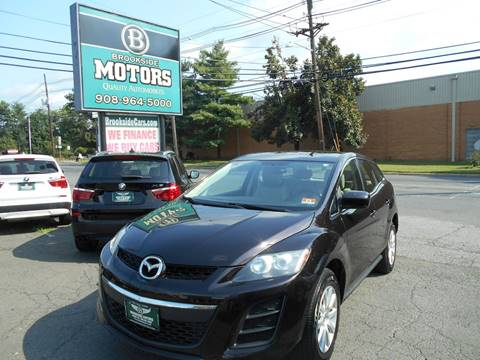2011 Mazda CX-7 for sale at Brookside Motors in Union NJ