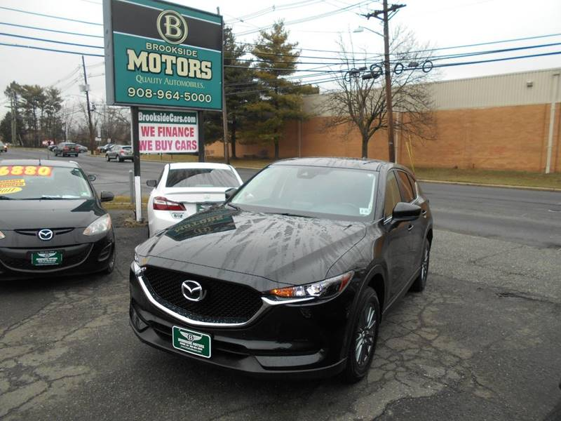 2017 Mazda CX-5 for sale at Brookside Motors in Union NJ
