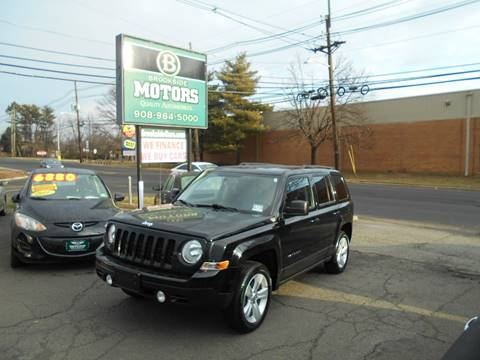 2012 Jeep Patriot for sale at Brookside Motors in Union NJ