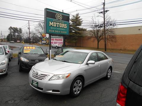 2009 Toyota Camry for sale at Brookside Motors in Union NJ