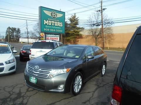 2009 Toyota Venza for sale in Union, NJ