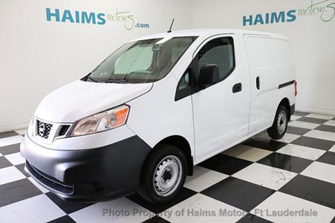 93b5a92c6b 2017 Nissan NV200 for sale in Lauderdale Lakes