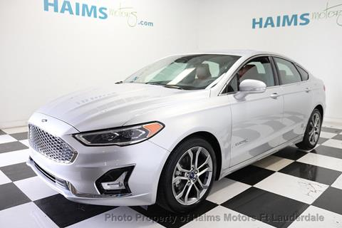 Used Ford Fusion Hybrid >> Used Ford Fusion Hybrid For Sale In Rhode Island Carsforsale Com