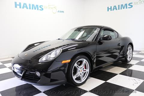 2009 Porsche Cayman for sale in Lauderdale Lakes, FL