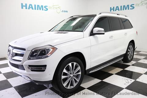 2016 Mercedes-Benz GL-Class for sale in Lauderdale Lakes, FL