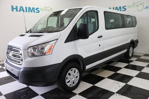 2018 Ford Transit Passenger for sale in Lauderdale Lakes, FL