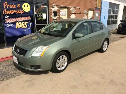 2008 Nissan Sentra for sale in Lubbock, TX