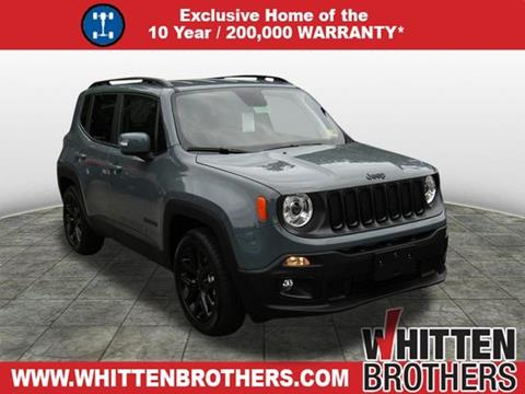 Whitten Brothers Jeep >> Jeep Renegade For Sale In Fergus Falls Mn Carsforsale Com