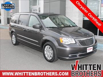 2016 Chrysler Town and Country for sale in Ashland, VA