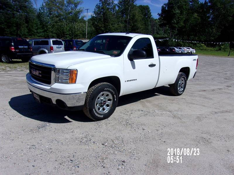 2008 GMC Sierra 1500 for sale at Hart's Classics Inc in Oxford ME
