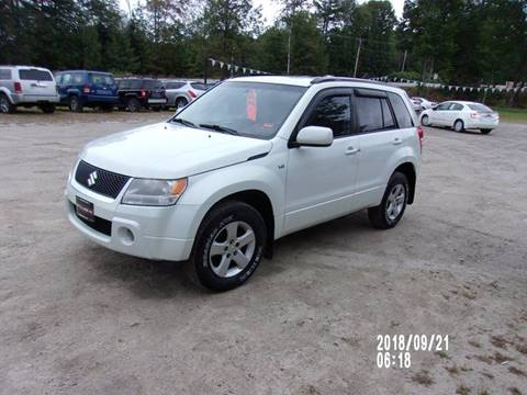 2006 Suzuki Grand Vitara for sale in Oxford, ME