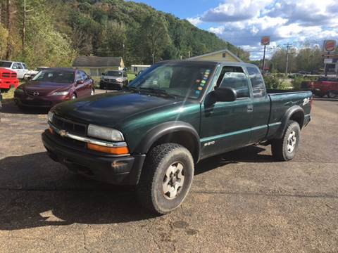 2002 Chevrolet S-10 for sale in Nelsonville, OH