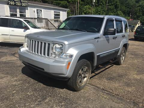2008 Jeep Liberty for sale in Nelsonville, OH