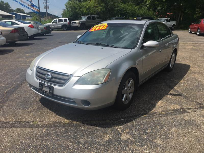 2003 Nissan Altima For Sale At Riley Auto Sales LLC In Nelsonville OH
