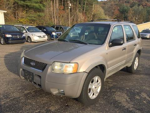 2001 Ford Escape for sale in Nelsonville, OH