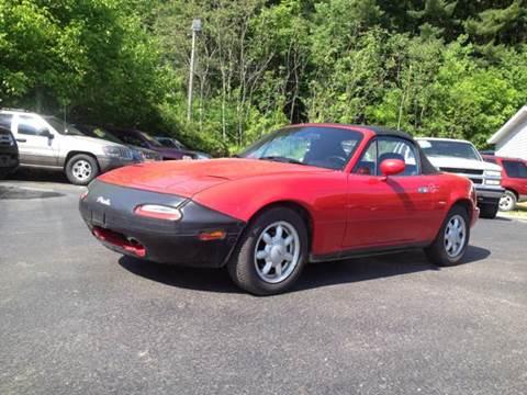 1991 Mazda MX-5 Miata for sale at Riley Auto Sales LLC in Nelsonville OH