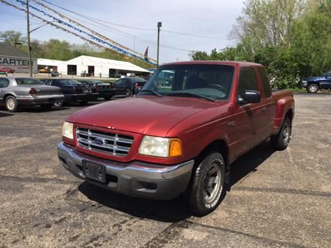 2002 Ford Ranger for sale in Nelsonville, OH