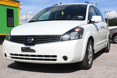 2009 Nissan Quest for sale at Marvin Motors in Kissimmee FL