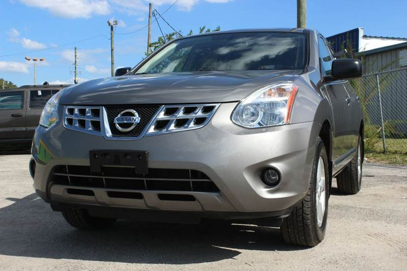 2012 NISSAN ROGUE S 4DR CROSSOVER silver there are no electrical problems with this vehicle this