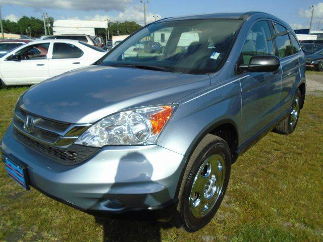 2011 HONDA CR-V LX 4DR SUV blue internet cash special guaranteed financing avialible