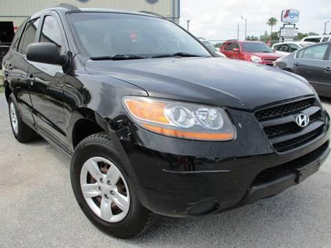 2009 Hyundai Santa Fe for sale at Marvin Motors in Kissimmee FL
