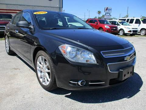 2009 Chevrolet Malibu for sale at Marvin Motors in Kissimmee FL