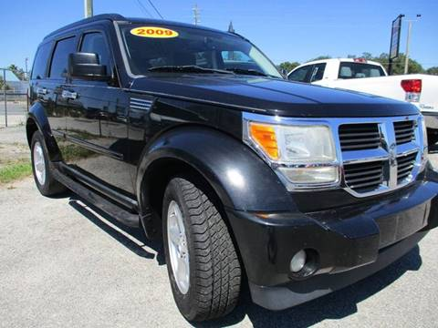 2009 Dodge Nitro for sale at Marvin Motors in Kissimmee FL