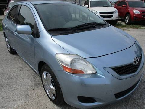 2010 Toyota Yaris for sale at Marvin Motors in Kissimmee FL