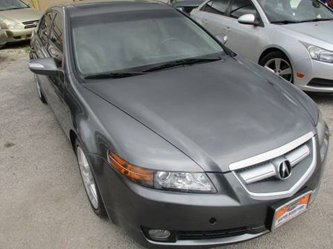 2008 Acura TL for sale at Marvin Motors in Kissimmee FL